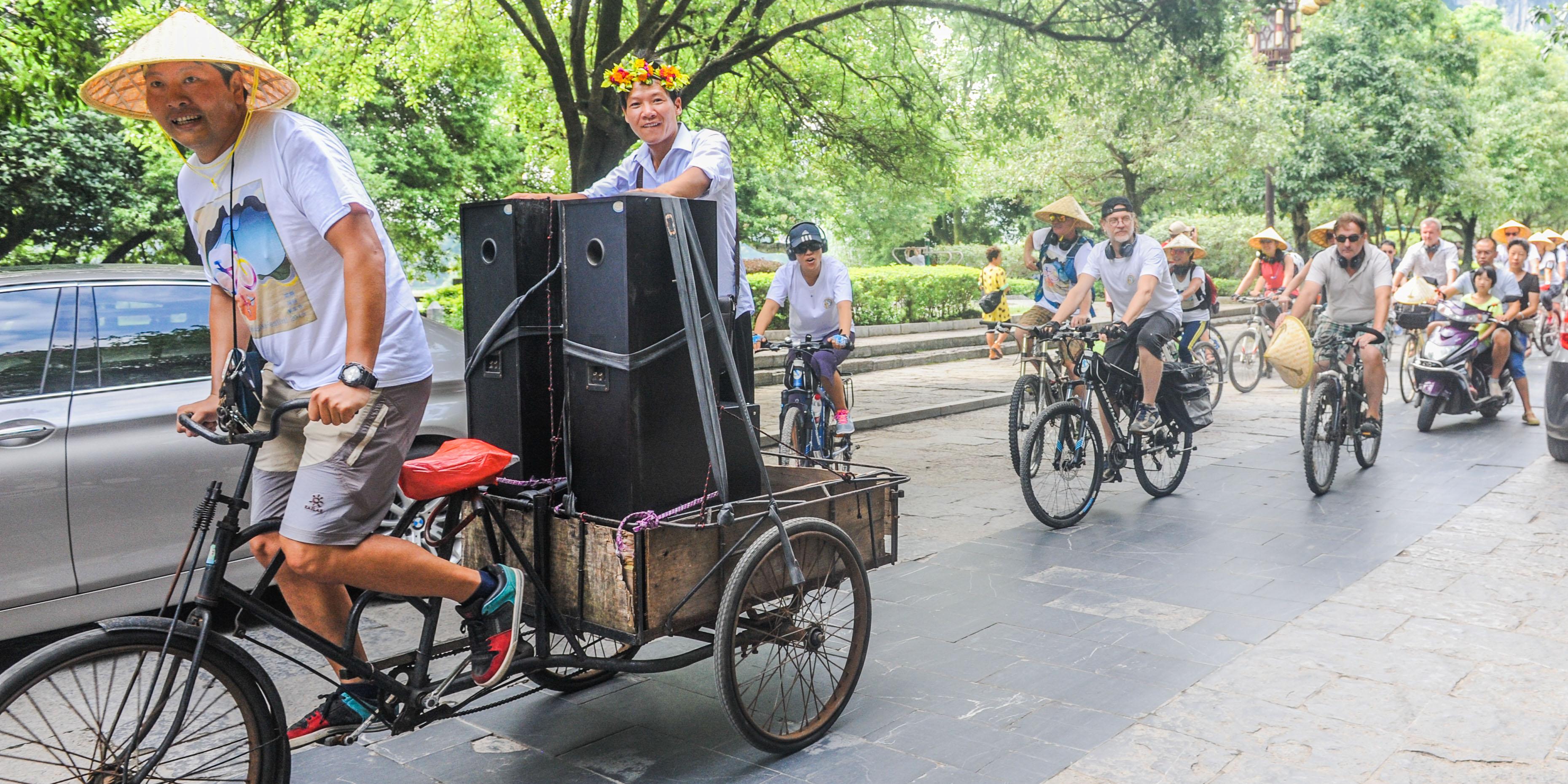 The Yangshuo Bike Festival